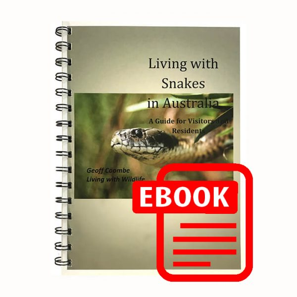 Living with Snakes in Australia - eBook