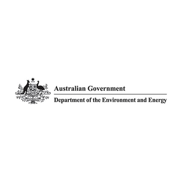 Australian Government Department of Environment & Energy