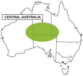 Central Australia Region