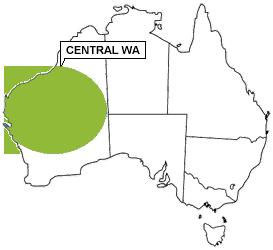 Central Western Australia Region - Living with Wildlife
