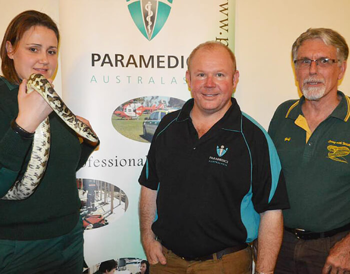 Living with Wildlife Snake Awareness Sessions