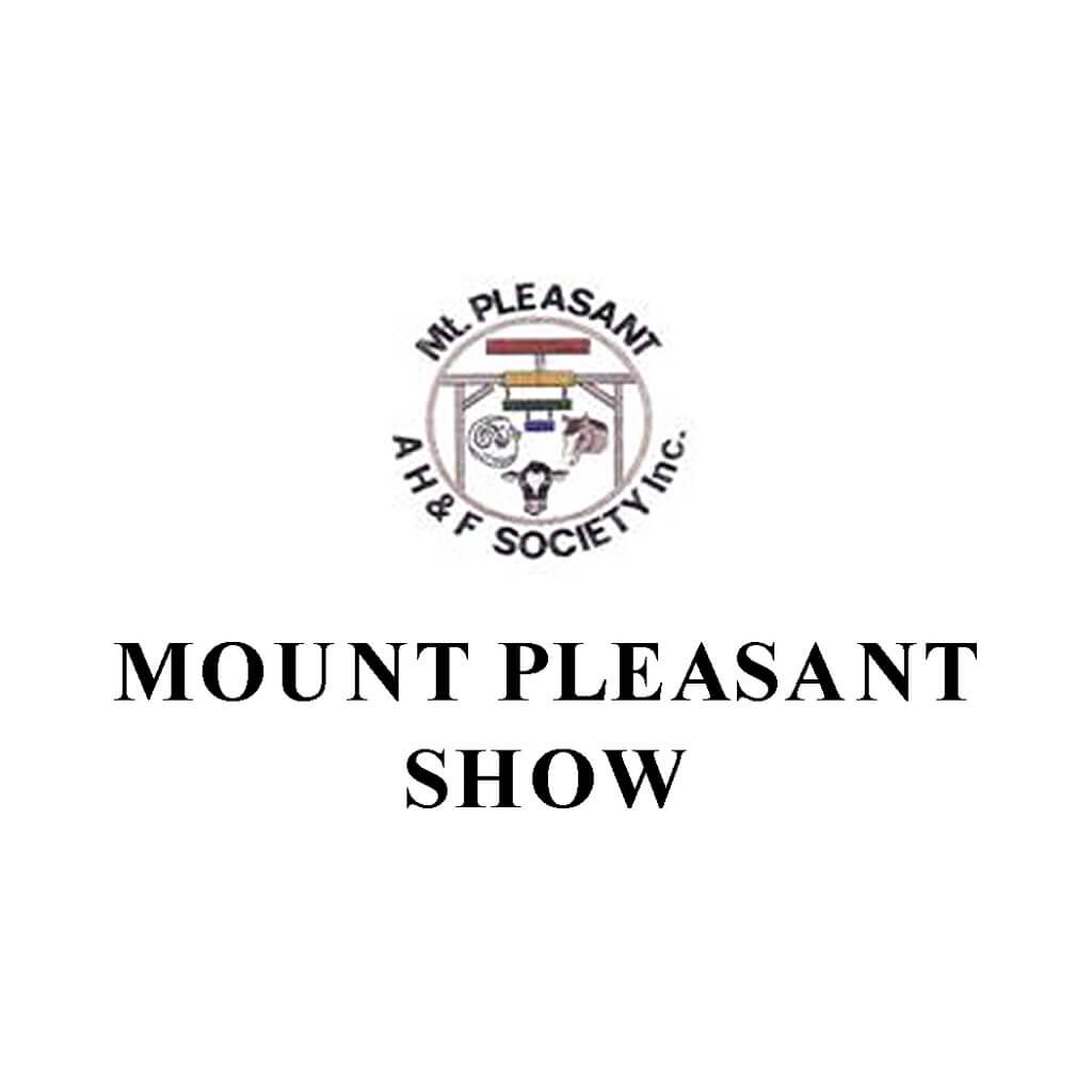 Mount Pleasant Show