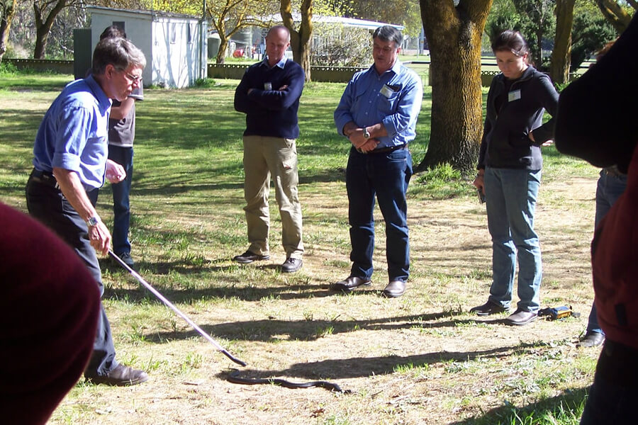 Snake Awareness Sessions - Living with Wildlife