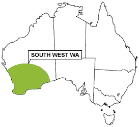 South West of Western Australia Region