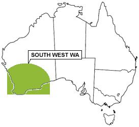 South West of Western Australia Region