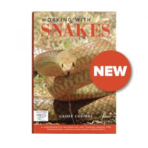 Working with Snakes - Geoff Coombe