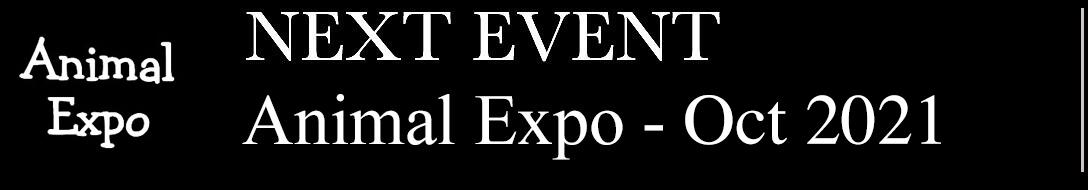 Adelaide Animal Expo - Oct 2021